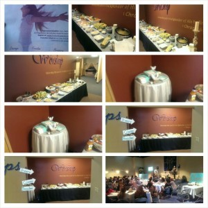 Woman's conference Raleigh