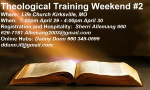 Theological Training 22