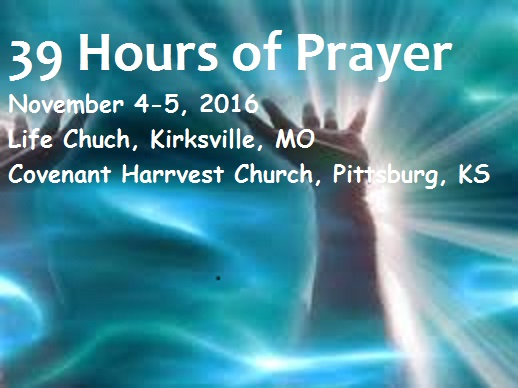 39 Hours of Prayer