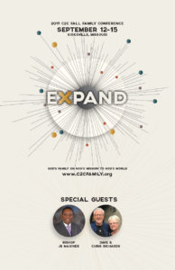 C2C Fall Family Conference  EXPAND