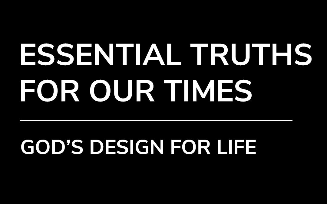 God's Design For Life