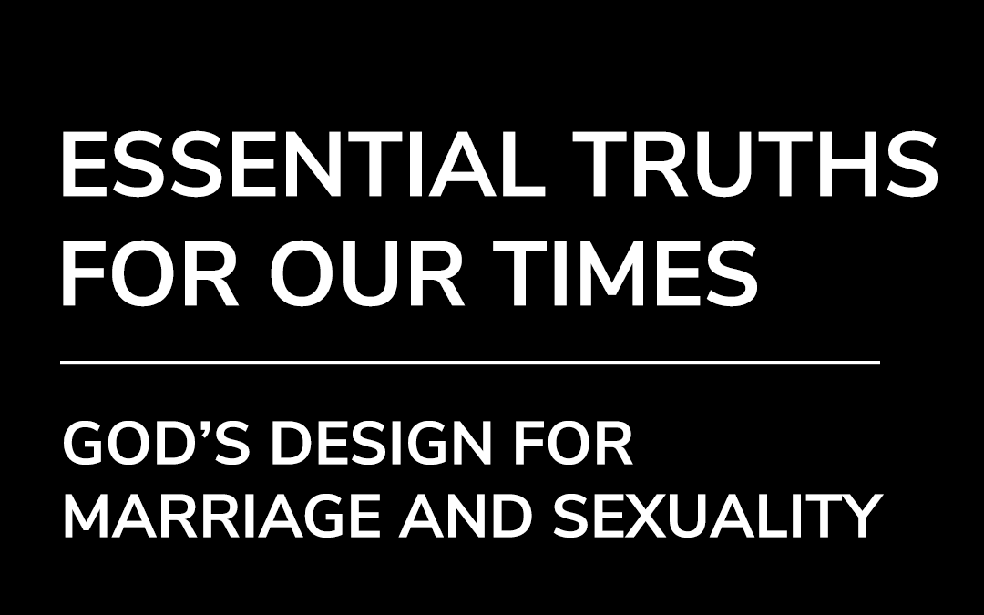 God's Design For Marriage and Sexuality